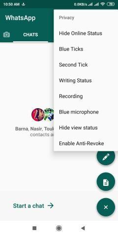 GBWhatsApp v8.40 APK Baixar Grátis - AppsGag