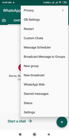 GBWhatsApp (Anti-ban) APK Download v14.02.0 (Official Latest) 4