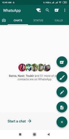 GBWhatsApp v12.10.1 APK Baixar Grátis - AppsGag