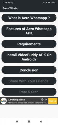 Whatsapp Aero V11 0 0 Apk Download For Android Appsgag